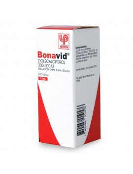 BONAVID GTS 300.000 UI X 2 ML | AraucoMed Farmacia Online