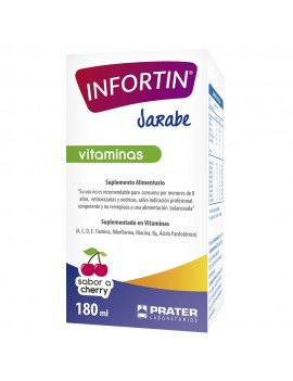 INFORTIN JARABE 180ML | AraucoMed Farmacia Online