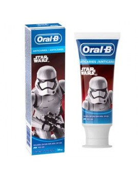 ORAL-B PASTA DENTAL 90 GR STAR WARS | AraucoMed Farmacia Online