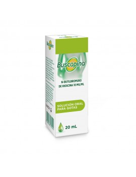 BUSCAPINA GOTAS X20ML | AraucoMed Farmacia Online