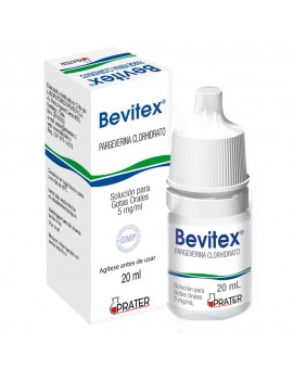BEVITEX SIMPLE GTS X20ML | AraucoMed Farmacia Online