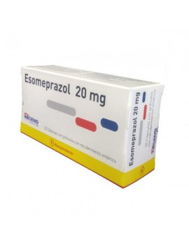 ESOMEPRAZOL 20MG X30COMP (ASCEND) | AraucoMed Farmacia Online