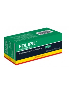 FOLIPIL 1MG X90COM | AraucoMed Farmacia Online