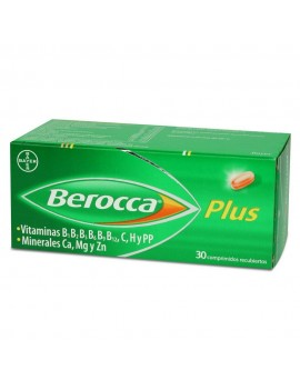 BEROCCA PLUS X30COM | AraucoMed Farmacia Online
