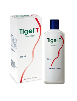 TIGEL T SHAMPOO 265ML | AraucoMed Farmacia Online