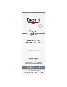 EUCERIN SHAMPOO REVITALIZANTE ANTICAIDA 250ML | AraucoMed