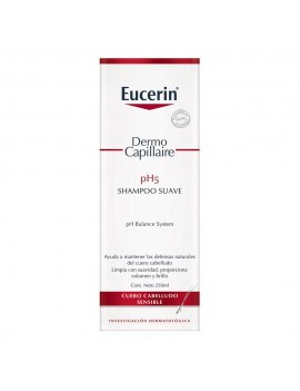 EUCERIN PH5 SHAMPOO SUAVE 250ML | AraucoMed Farmacia Online