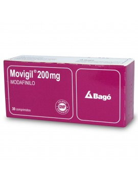 MOVIGIL 200mg X30COM. | AraucoMed Farmacia Online
