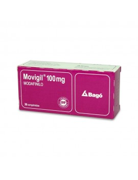 MOVIGIL 100mg X30COM. | AraucoMed Farmacia Online
