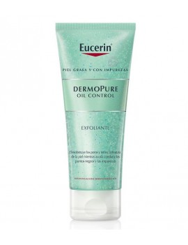 EUCERIN FACIAL DERMOPURE EXFOLIANTE 100ML | AraucoMed Farmacia