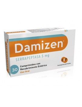 DAMIZEN 5 MG X 30COM | AraucoMed Farmacia Online