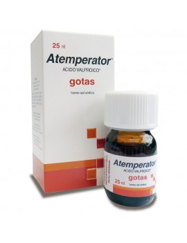 ATEMPERATOR 375MG/ML SOL. ORAL X25ML (CENABAST) | AraucoMed