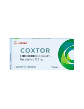 COXTOR 120MG X7 | AraucoMed Farmacia Online