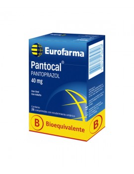 PANTOCAL (B) 40MG X28COM.REC | AraucoMed Farmacia Online