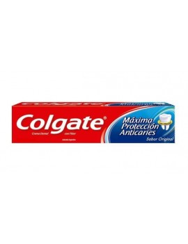 COLGATE MAXIMA PROTECCION PASTA DENTAL 108g | AraucoMed