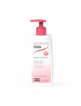 WOMAN ISDIN HIGIENE INTIMA 200ML | AraucoMed Farmacia Online