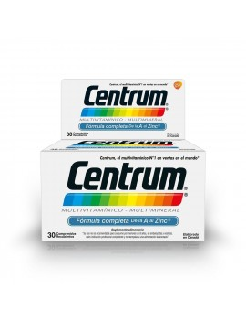 CENTRUM X30COM | AraucoMed Farmacia Online