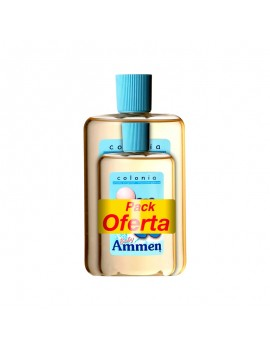AMMEN COLONIA PACK 210 + 75ML | AraucoMed Farmacia Online