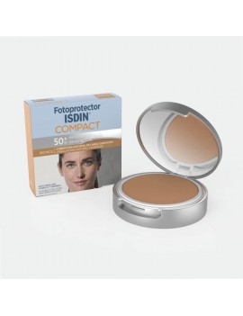 FOTOPROTECTOR COMPACTO BRONCE SPF50+ 10G | AraucoMed Farmacia