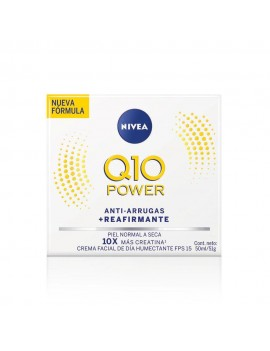 NIVEA CREMA FACIAL Q10 POWER DIA 50ML